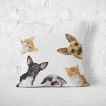 Meesoz Cushion Cover - 5 Animals