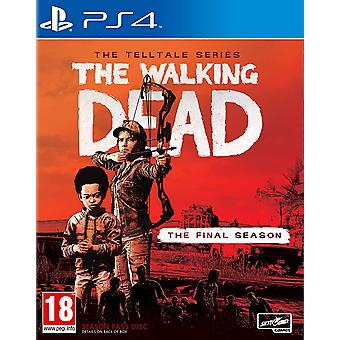 The Walking Dead The Final Season PS4 Game