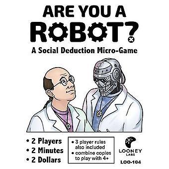 Ön robot? Kijelző (5 db)