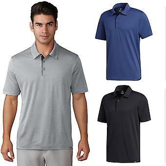 adidas Golf Herren Untucked No-Show Polo Shirt