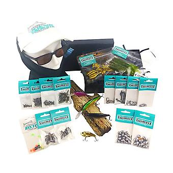 Bstc Reef Rock And River Bait And Lure Fishing Gift Pack