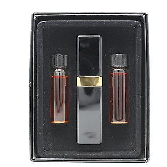 Robert Piguet Fracas Purser Parfum 0.25oz/7ml With 2 Purser Refills Each .25oz