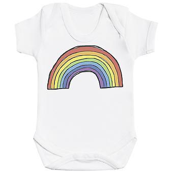 Rainbow - Baby Bodysuit