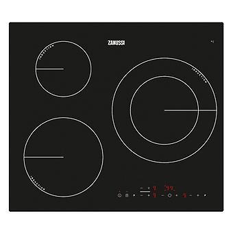 Induktions-Heißplatte Zanussi ZM6233IOK 60 cm (3 Kochbereiche)