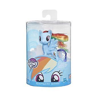 Mein kleines Pony Regenbogen Dash Mane Pony Figur