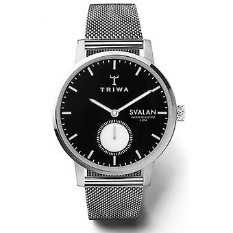 Watch Triwa SVST103MS - steel Silver woman