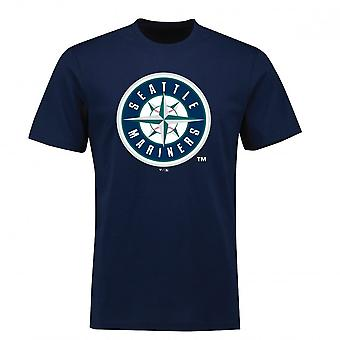 Fanatiker Mlb Seattle Mariners Primär Logo T-shirt