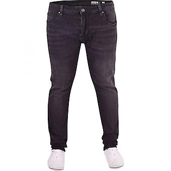 Duck and Cover Duck And Cover Mens Original Skinny Jeans Stretch Slim Fit Stretchable Denim Trousers