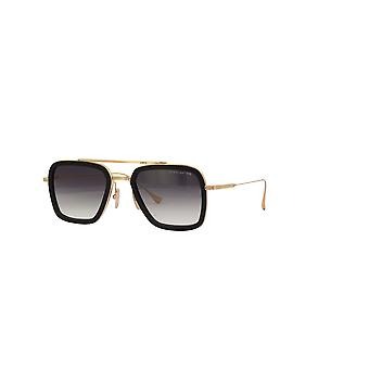 DITA Flight 006 DRX7806 B Matte Black-14K Gold/Dark Grey Gradient Sunglasses