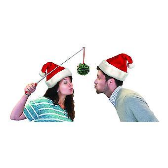 BigMouth Inc. Mistletoe Selfie Stick