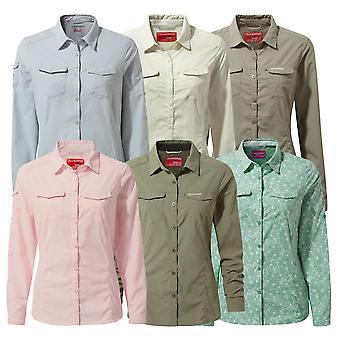 Craghoppers Ladies NL Adv Long Sleeve Shirt