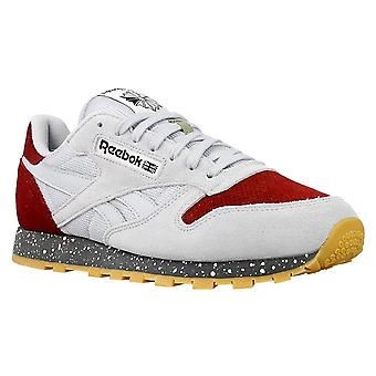 Reebok CL Leather AQ9772 universal all year men shoes