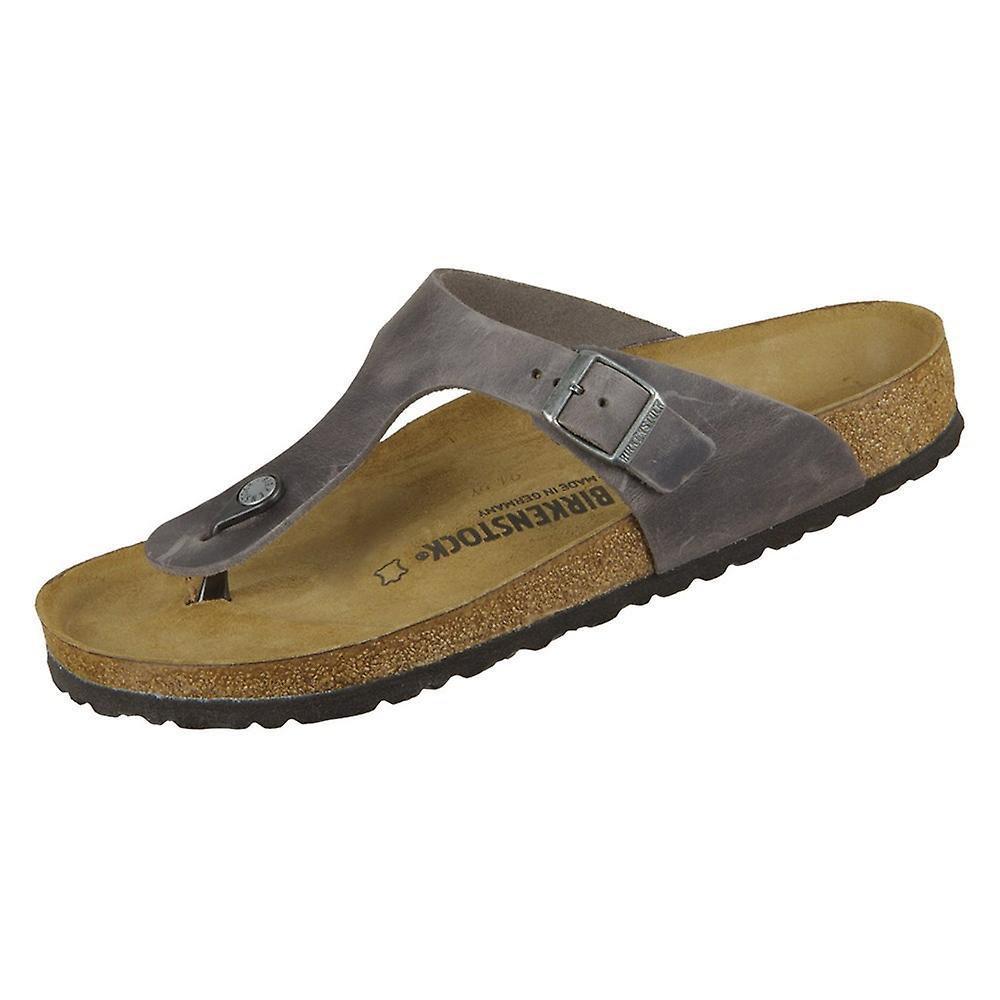 Birkenstock Gizeh 1014272 uniwersalne letnie buty damskie bgx9J