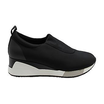 Alfani Womens walkerr Tyg Låg Topp Dra på mode sneakers