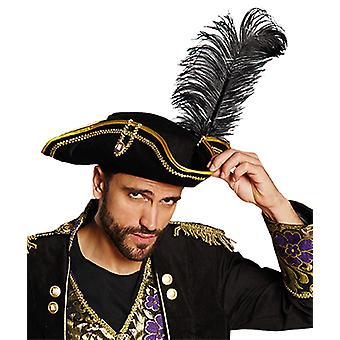 Pirate hat accessoires Pirate hat piraat Halloween carnaval