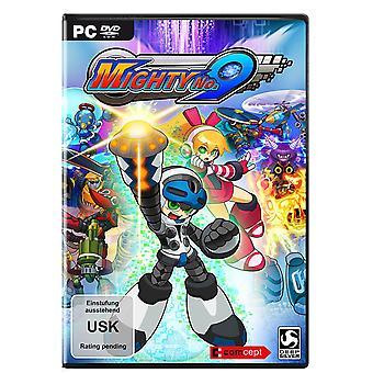 Mahtava nro 9 PC DVD peli