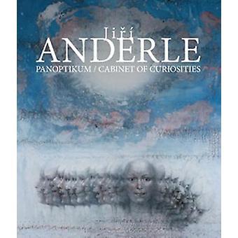 Jiri Anderle - Cabinet of Curiosities Paintings - Prints - Drawings by