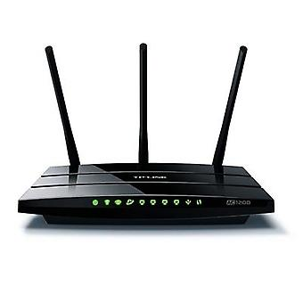 Wireless modem tp-link archer c1200 dual band 1200 mbps beamformin