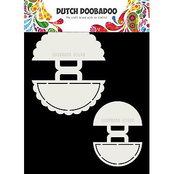Dutch Doobadoo Card art 2x Beach Bags 9x11cm 470.713.720