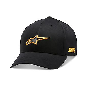 Alpinestars Ageless Popper Cap in Black