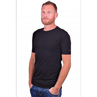 Alan Red T-Shirt Ottawa Black Two Pack (stretch )