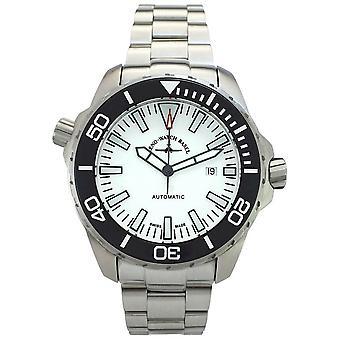 Zeno-Watch - Relógio de Pulso - Homens - Pro Diver 2 6603-a2M
