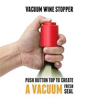 Kunststoff-Vakuum-Versiegelung Keeper Weinflasche Stopper