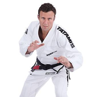 Tatami Fightwear Väsentliga Män BJJ Gi White