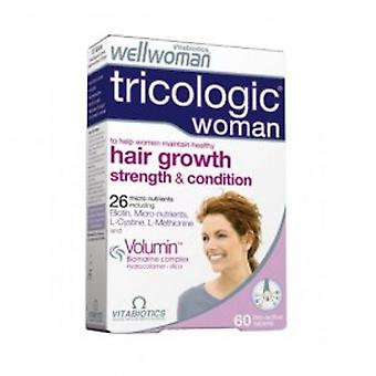 Vitabiotics - Wellwoman Tricologic Tablets 60s