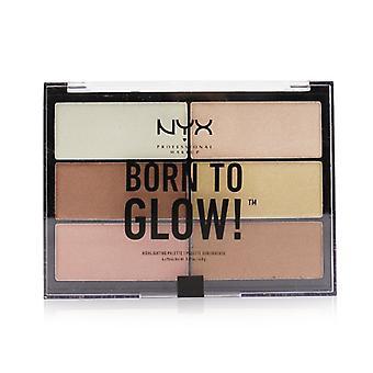 Born To Glow! Highlighting Palette - 6x4.8g/0.17oz