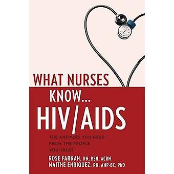 What Nurses Know...HIVAIDS by Farnan RN & BSN & ACRN & Rose