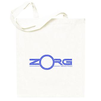 The Fifth Element Zorg Industries Logo Totebag