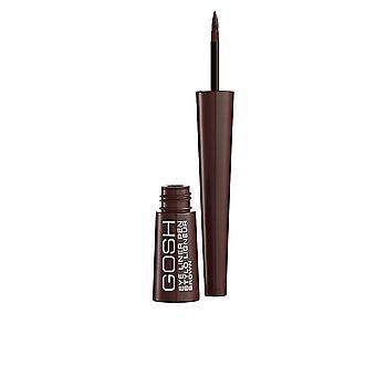 Gosh Eyeliner Pen Liquid #black 2,5 Gr voor dames
