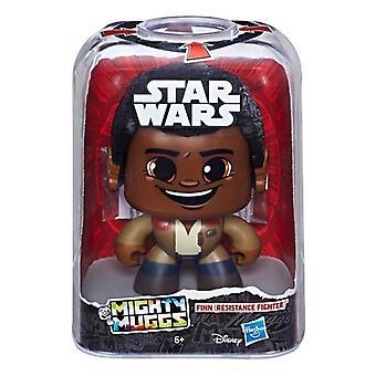 Mighty Muggs Gwiezdne Wojny - Finn Hasbro