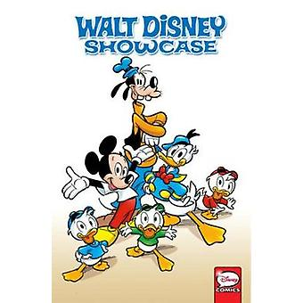 Donald And Mickey - The Walt Disney Showcase Collection by Giorgio Cav