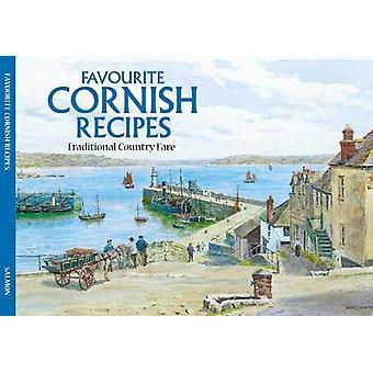 Salmon Favourite Cornish Recipes by Dorrigo - 9781906473648 Book