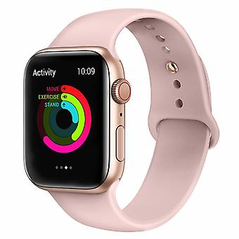 Bracciale Apple Watch 42 mm in silicone