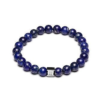 Gemini G7 bracelet - Gem Lapis Lazuli Blue - Men