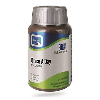 Quest Vitamins Once A Day Tabs 90 (601351)