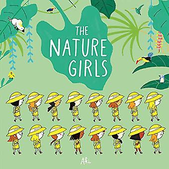 The Nature Girls by AKI Delphine Mach - 9781529004847 Book
