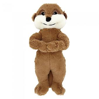 Good Boy Meerkat Plush Dog Toy