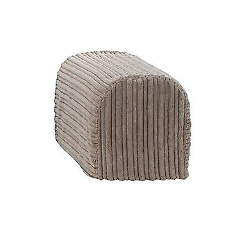 Troca de sofás de aço grande tamanho Jumbo Cord Par de tampas de braço para poltrona sofá