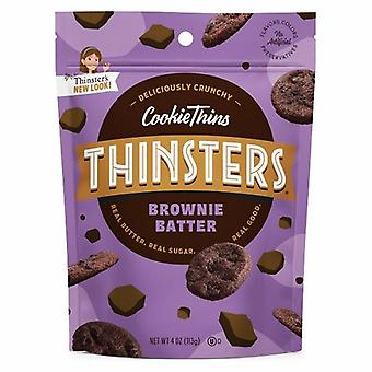 Rouva thinster ' s Cookie thins Brownie Batter
