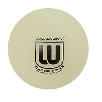 Winnwell Glow in the Dark Hockey Ball Medium