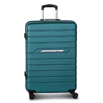 Fabrizio Worldpack Runway Trolley M, 4 ruote, 65 cm, 59 L, blu