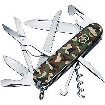 Victorinox الجيش السويسري هنتسمان سكين الجيب