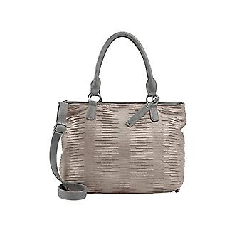 Fritzi aus Preussen ILKA Grey Women's Bag (Grey (Basalt 15/Eagle)) 13x30.5x33 cm (B x H x T)