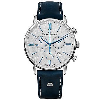 Maurice Lacroix Eliros Chronograph Men's Watch EL1098-SS001-114-1