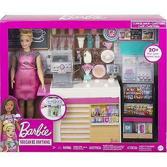 Barbie kahvila playset