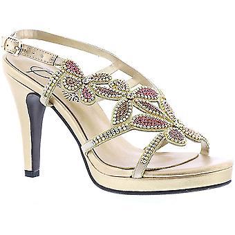 Beacon Womens Casino 2 Open Toe Special Occasion Sandale Strappy
